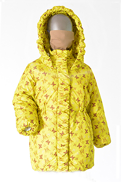 Пальто Бабочки