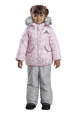 Куртка Звездочка розовая ДЗ 0011
