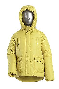 Куртка грушевая ДЗ 0009
