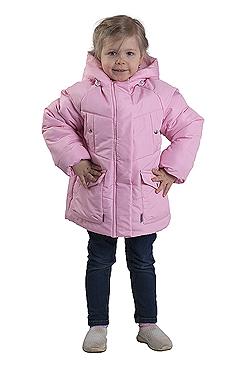 Куртка розовая ДЗ 0008