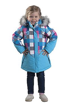 Куртка девочка ДЗ 0055