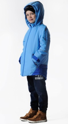 Куртка для мальчика ДЗ 0042