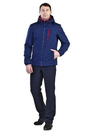 Куртка синяя СД-0007