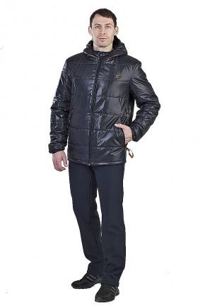 Куртка Черная СД-0006